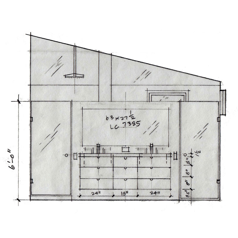 Design Build Process by J Weir Masterworks