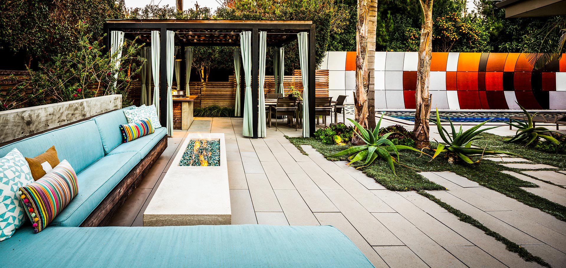 Outdoor Retreat Project by J Weir Masterworks